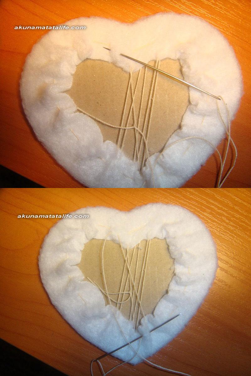 Как сделать пинкип из вышивки